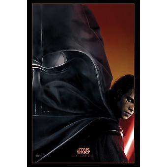 Star Wars Episode Iii - Revenge Of The Sith (Ds Adv Rpt) (2005) Reprint Cinema Poster
