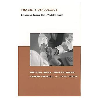 Track-II Diplomacy : Lessons from the Middle East