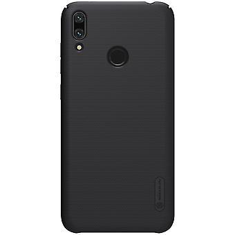NILLKIN Huawei Y7 2019 coquille givrée Hard-black