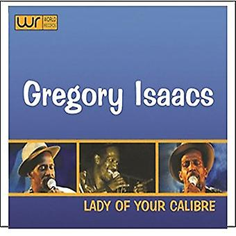 Gregory Isaacs - Lady of Your Calibre [CD] USA import