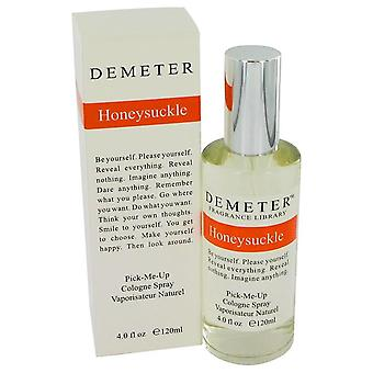 Demeter honeysuckle colonia spray por demeter 426483 120 ml