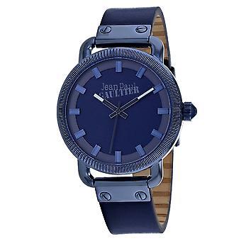 Jean Paul Gaultier Men's Index Blue Dial Watch - 8504408