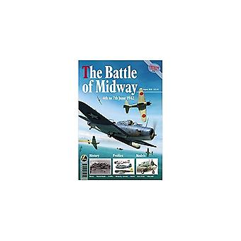 Aircraft In Detail Airframe Extra No.10 The Battle Of Midway: 4th To 7th June 1942  BOOK