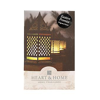 Heart & Home Large Sachet 100ml - Eastern Promise