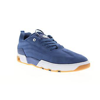 DC Legacy 98 VAC S Herre blå ruskind lace up Athletic skate sko