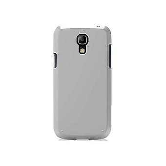 PureGear Hard Shell Caso para Samsung Galaxy S4 Mini - Prata Metálica