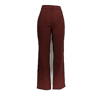 Isaac Mizrahi Live! Kvinner ' s bukser Isaac Mizrahi Live! 24/7 rød A270581