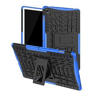 Dla Samsung Galaxy Tab 8.0 2019 T290 T295 Hybrydowy zewnętrzna obudowa ochronna Obudowa Niebieska obudowa