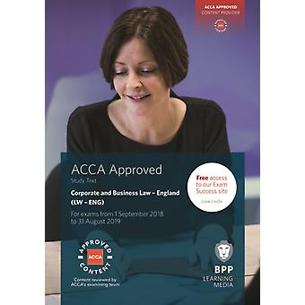 ACCA Corporate and Business Law English