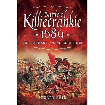 Slag bij Killiecrankie 1689 door Stuart Reid