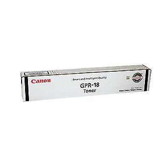 Canon TG28 GPR18 svart toner