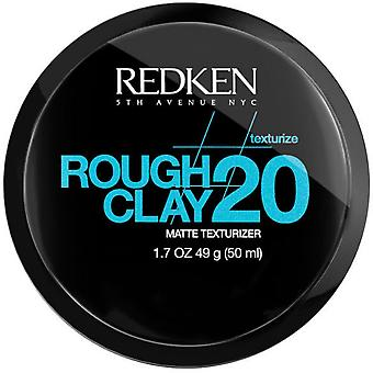 Redken Texture Rough Clay 20 Argile Mat - Tenue Longue Dur�e