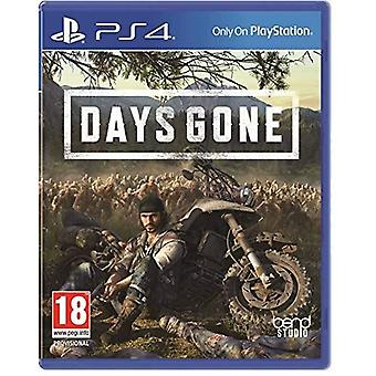 Gra Days Gone na PS4