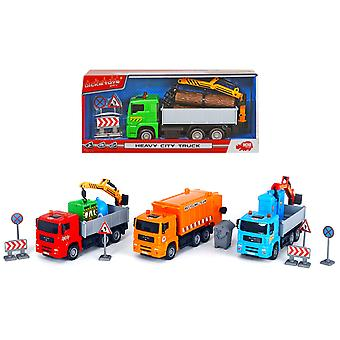 Dickie Toys Heavy City Truck
