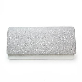Lunar Joelle Glitter Clutch Bag