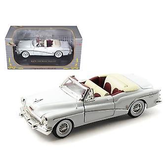 1953 Buick Skylark White 1/32 Diecast Model Car par Signature Models