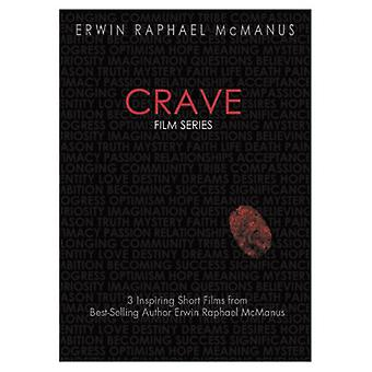 Crave Film Series 2008 DVD Movie Erwin Raphael McManus