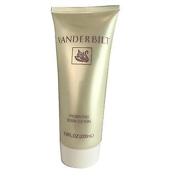 Vanderbilt for women by gloria vanderbilt body lotion 6.8 oz