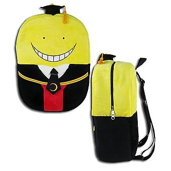 Plush Backpack - Assassination Classroom - New Koro Sensei Toy ge84631