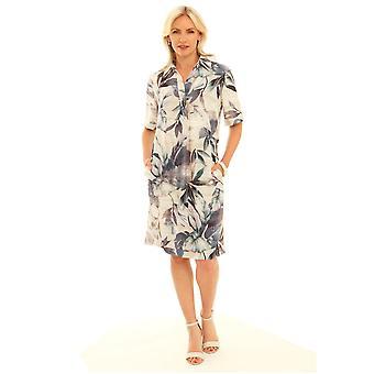 POMODORO Pomodoro Floral Dress 12028