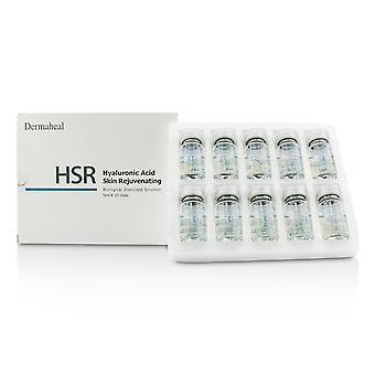 Hsr hyaluronzuurhuid verjonging biologische gesteriliseerde oplossing 191186 10x5ml/0.17oz