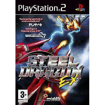 Steel Dragon EX (PS2) - Nieuwe fabriek verzegeld