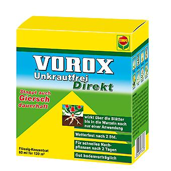 COMPO Vorox® Weed-free Direct, 60 ml