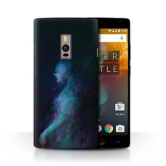 STUFF4 Case/Cover for OnePlus 2/Two/Ghost/Ghoul/Dark Art Demon