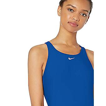 Nike Swim Women's Fast Back One Piece Swimsuit, Game Royal, 36