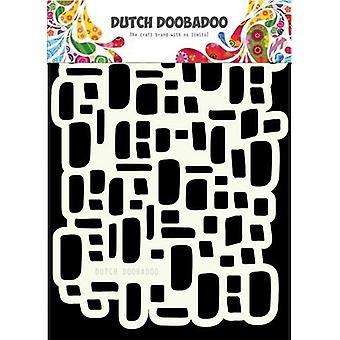 Dutch Doobadoo Dutch Mask Art Rocks A5 470.715.127