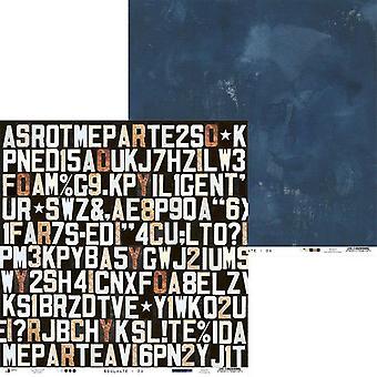 Piatek13 - Paper Soulmate 04 P13-MAT-04 12x12