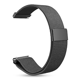 Armband Samsung Gear S3 Classic/S3 Frontier 22 mm milanesisk loop