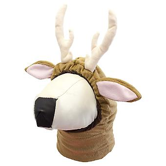 Pet Brands Reindeer Snood Dress Up For Dogs