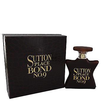 Sutton paikka eau de parfum spray liimalla nro 9 541909 100 ml