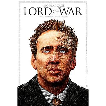 Lord Of War Original Movie Poster - Double Sided Regular
