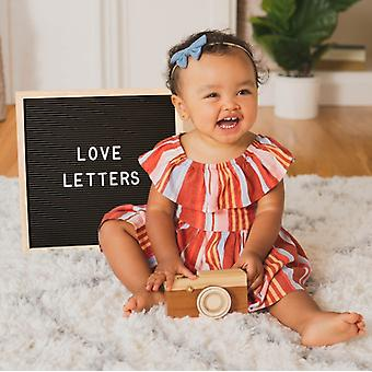 Love Letters Padded Board Book with FillIn Bookplate