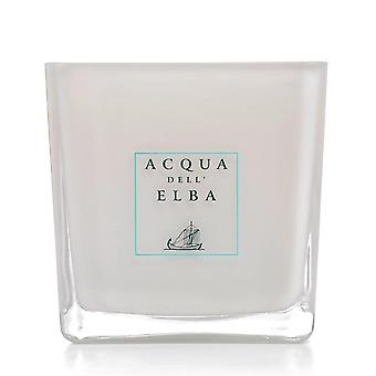 Acqua Dell'Elba Fiori Scented Candle 1260 g. White Glass Container