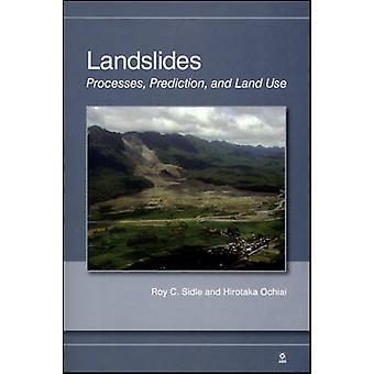 Landslides - Processes - Prediction - and Land Use by Roy C. Sidle - 9