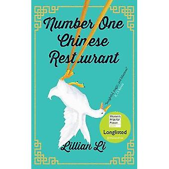 Number One Chinese Restaurant by Lillian Li - 9781911590071 Book