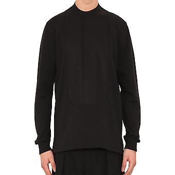 Givenchy Ezcr018005 Men's Zwarte Katoenen Trui