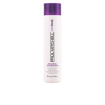 Paul Mitchell Extra Body Daily Shampoo 300 Ml Unisex