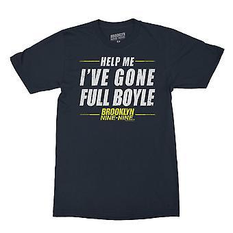 Brooklyn Nine-Nine I've Gone Full Boyle Men's T-shirt