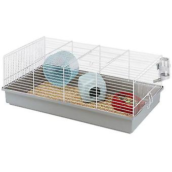 Ferplast Criceti Cage 11 White (Small pets , Cages and Parks)