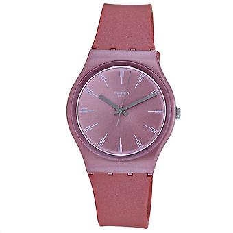 Swatch Women's Pastel Pink dial watch - GP154