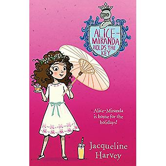 Alice-Miranda Holds the Key by Jacqueline Harvey - 9781760891862 Book