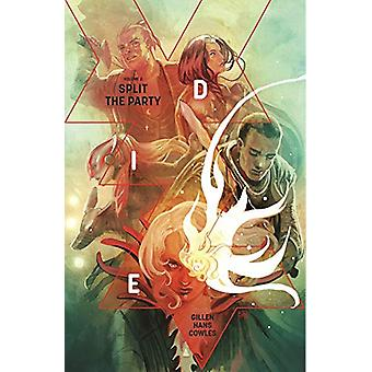Die Volume 2 - Split the Party by Kieron Gillen - 9781534314979 Book