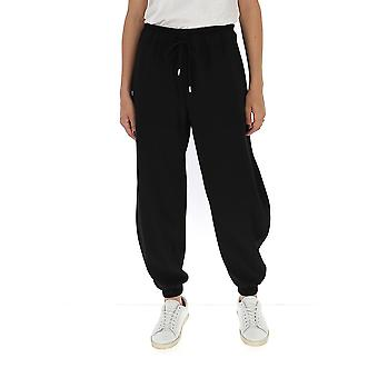 Chloé Chc20apa61137001 Women's Black Cotton Pants