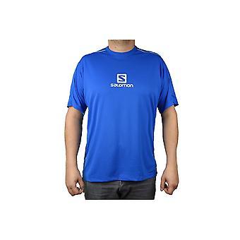 Salomon Promenera Logo 392805 universell sommar män t-shirt