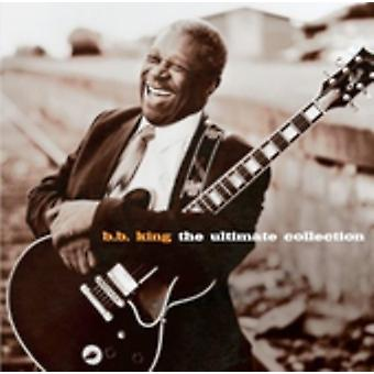 B.B. King - Ultimate Collection [CD] USA import