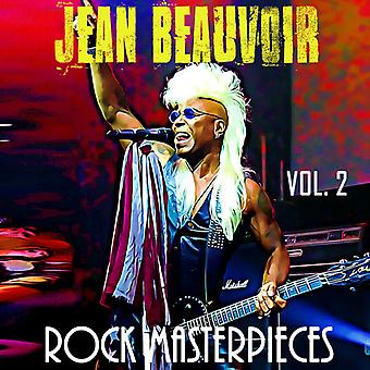 Beauvoir Jean - Rock Masterpieces Vol. 2 [CD] USA import